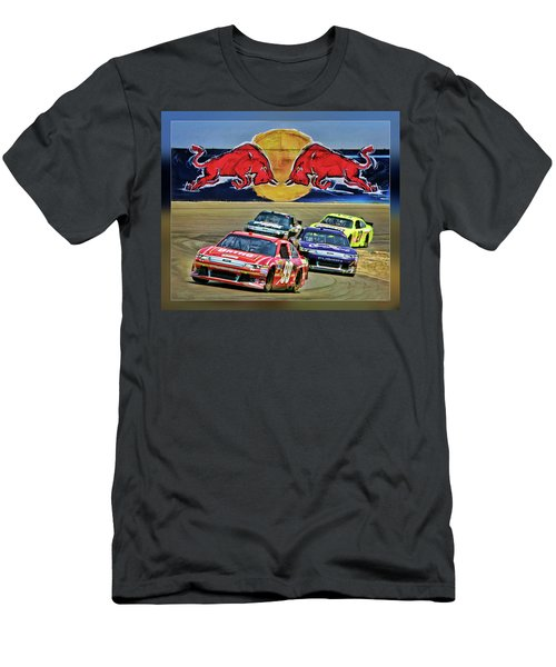 Carl Edwards Men's T-Shirt (Athletic Fit)