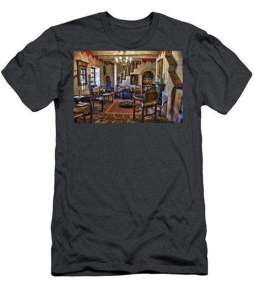Carmel Mission 6 Men's T-Shirt (Athletic Fit)