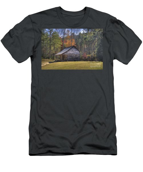 Carter-shields Cabin Men's T-Shirt (Athletic Fit)