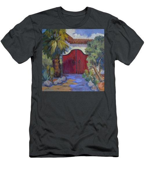 Casa Tecate Gate 2 Men's T-Shirt (Athletic Fit)