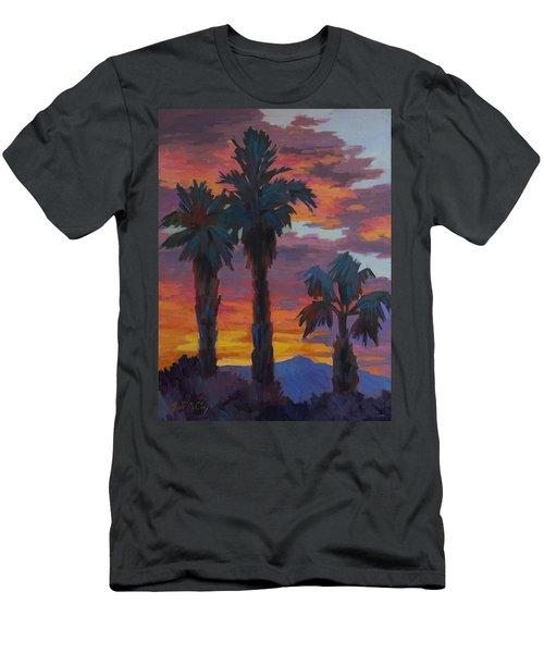 Casa Tecate Sunrise 2 Men's T-Shirt (Athletic Fit)