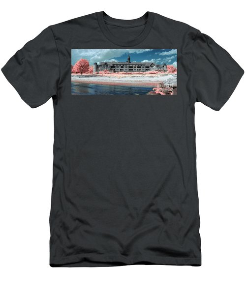 Castle In The Sky Men's T-Shirt (Athletic Fit)