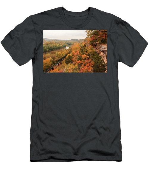 Castlewood State Park Men's T-Shirt (Athletic Fit)