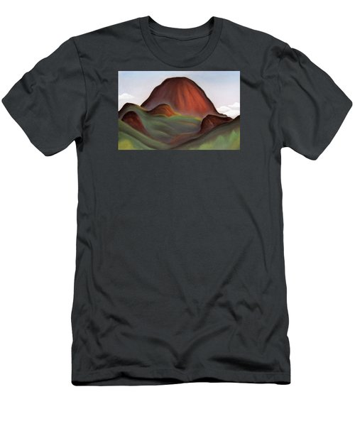 Cathedral Rock Warrumbungle National Park Nsw Men's T-Shirt (Athletic Fit)