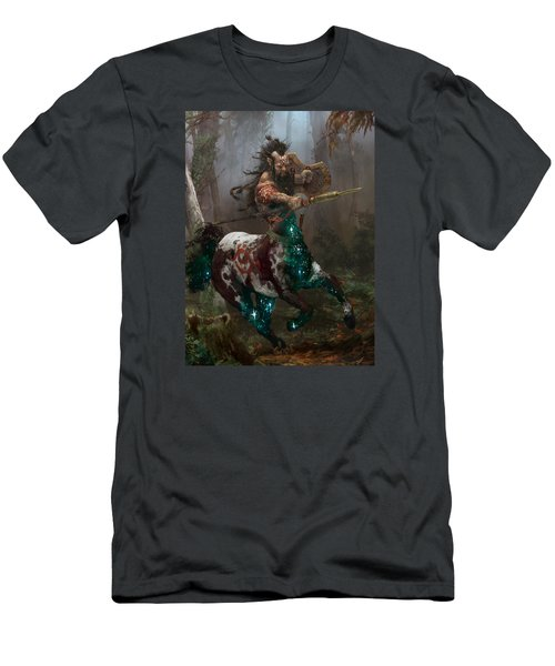 Centaur Token Men's T-Shirt (Athletic Fit)