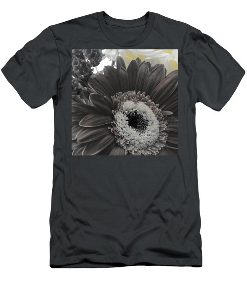 Men's T-Shirt (Slim Fit) featuring the photograph Centerpiece by Photographic Arts And Design Studio