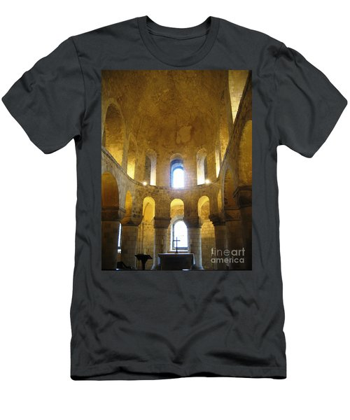 Chapel Glow Men's T-Shirt (Athletic Fit)