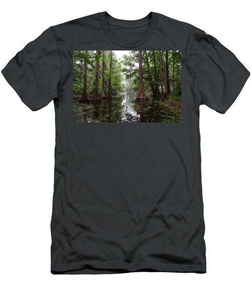 Charleston Swamp Men's T-Shirt (Athletic Fit)