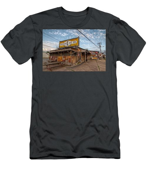 Chicken Oil Company Men's T-Shirt (Athletic Fit)