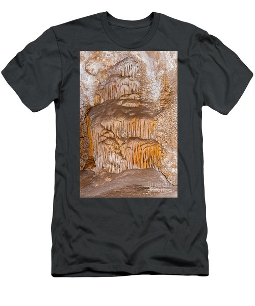 Chinesetheater Carlsbad Caverns National Park Men's T-Shirt (Athletic Fit)