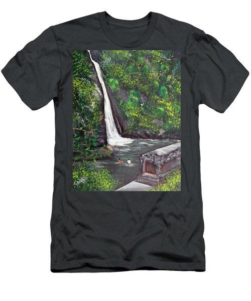 Chorro De Dona Juana Men's T-Shirt (Athletic Fit)
