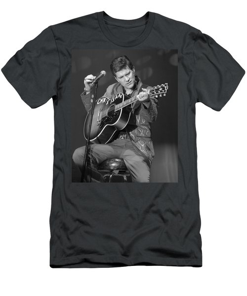 Chris Isaak Men's T-Shirt (Athletic Fit)