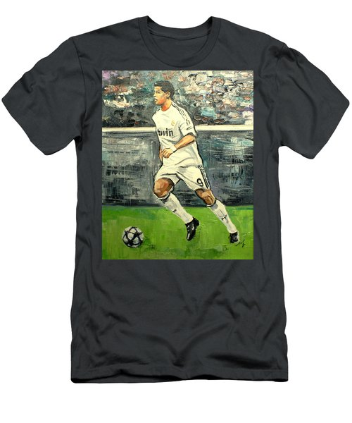 Christiano Ronaldo Men's T-Shirt (Athletic Fit)
