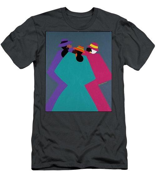 Church Ladies Too Men's T-Shirt (Athletic Fit)