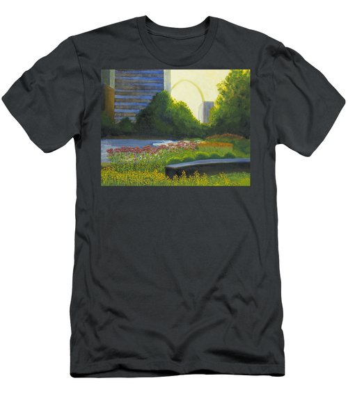 City Garden St. Louis Men's T-Shirt (Athletic Fit)