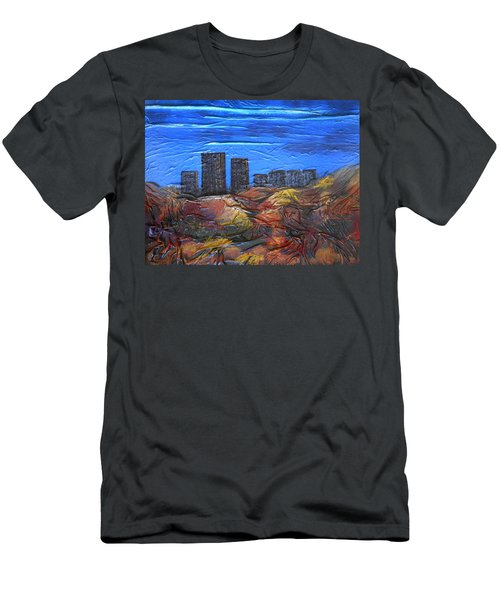 City Of Trees Men's T-Shirt (Athletic Fit)