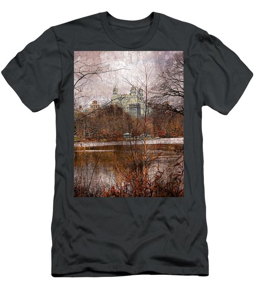 New York City View Series 02 Men's T-Shirt (Athletic Fit)