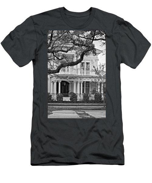 Class Act Monochrome Men's T-Shirt (Athletic Fit)