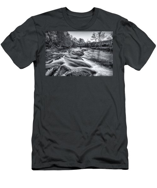 Classic Sedona Men's T-Shirt (Athletic Fit)