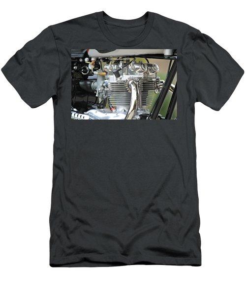 Clean Machine Men's T-Shirt (Athletic Fit)