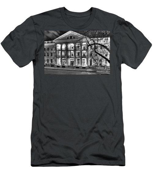 Clinton House Ithaca Men's T-Shirt (Athletic Fit)