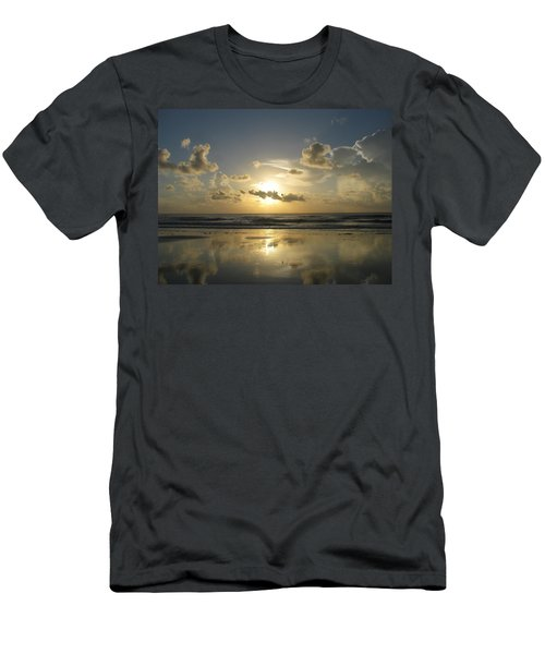 Clouds Across The Sun 2 Men's T-Shirt (Slim Fit) by Ellen Meakin
