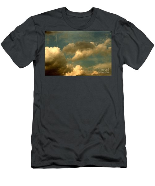 Clouds Of Yesterday Men's T-Shirt (Athletic Fit)