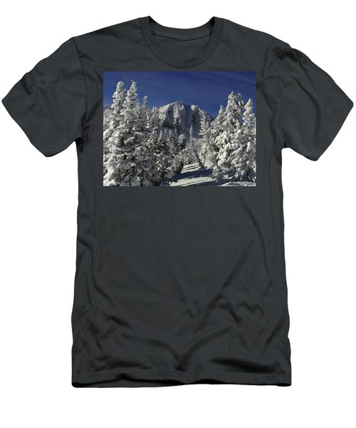 Cody Peak After A Snow Men's T-Shirt (Athletic Fit)