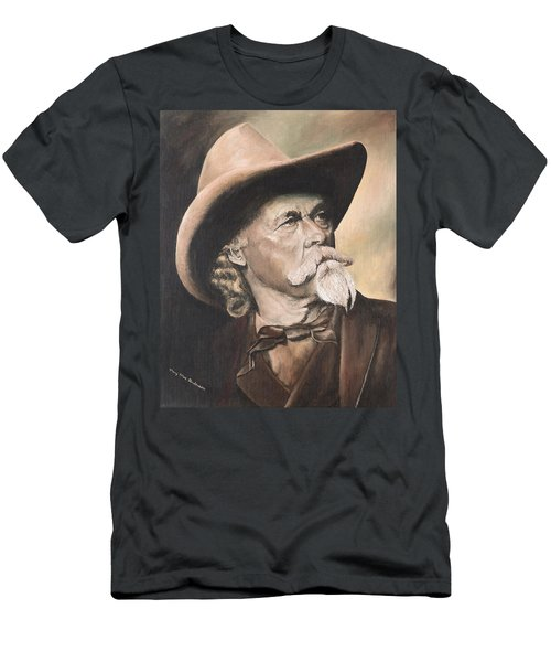 Cody - Western Gentleman Men's T-Shirt (Athletic Fit)