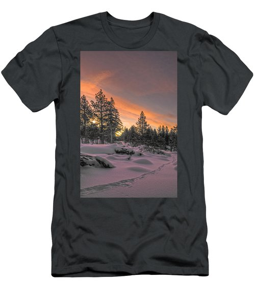 Cold Morning Men's T-Shirt (Athletic Fit)