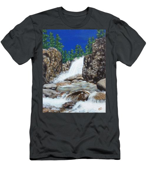 Colorado Men's T-Shirt (Athletic Fit)