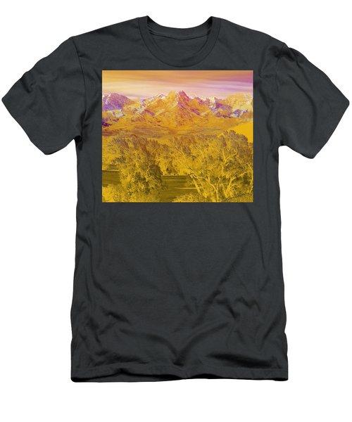 Colorado Dreaming Men's T-Shirt (Athletic Fit)