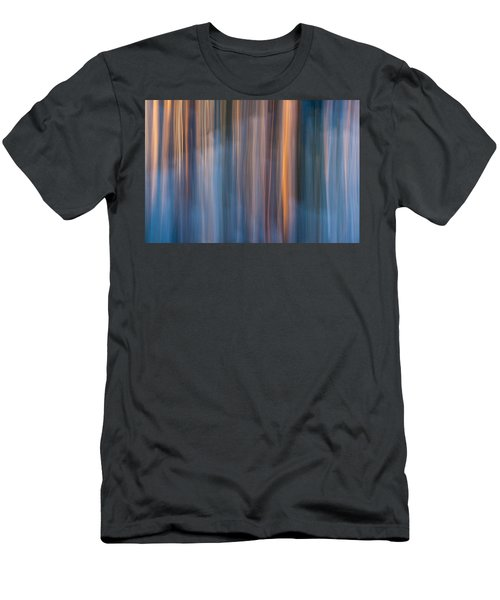 Colors Of Dusk Men's T-Shirt (Slim Fit) by Davorin Mance