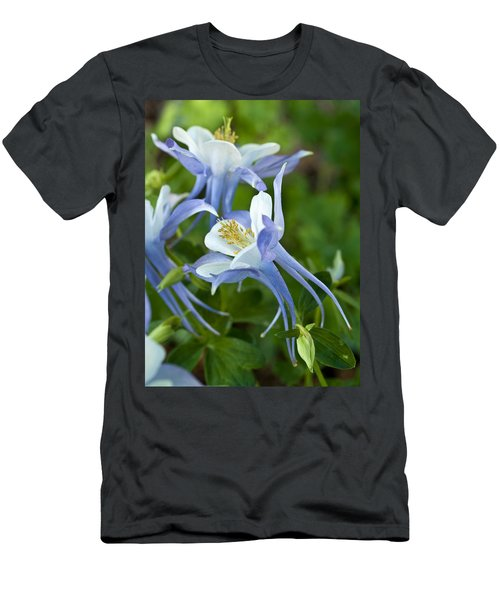 Columbine-2 Men's T-Shirt (Athletic Fit)