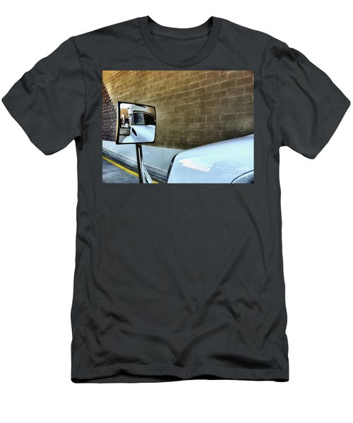 Commercial Truck Men's T-Shirt (Athletic Fit)