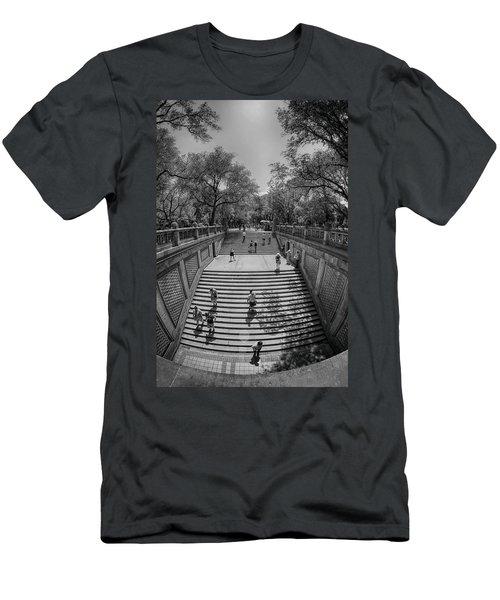 Commute Men's T-Shirt (Athletic Fit)