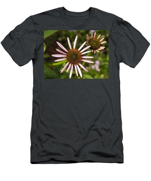 Cone Flower - 1 Men's T-Shirt (Athletic Fit)