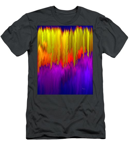Consciousness Rising Men's T-Shirt (Athletic Fit)