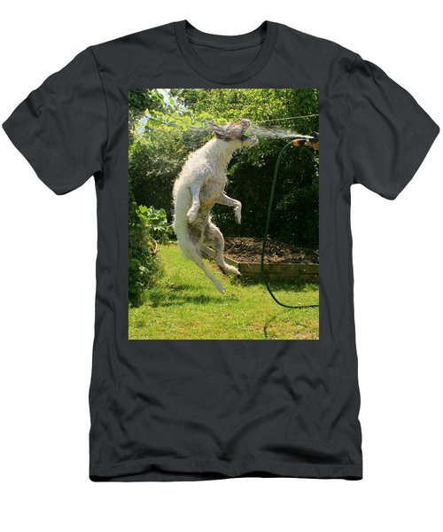 Cool Dog Men's T-Shirt (Athletic Fit)