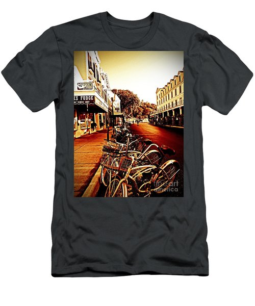 Copper And Rust Men's T-Shirt (Athletic Fit)