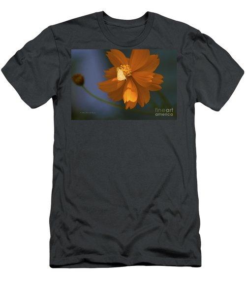 Coreopsis Men's T-Shirt (Athletic Fit)