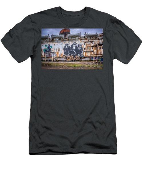 Council Of Monkeys Men's T-Shirt (Athletic Fit)