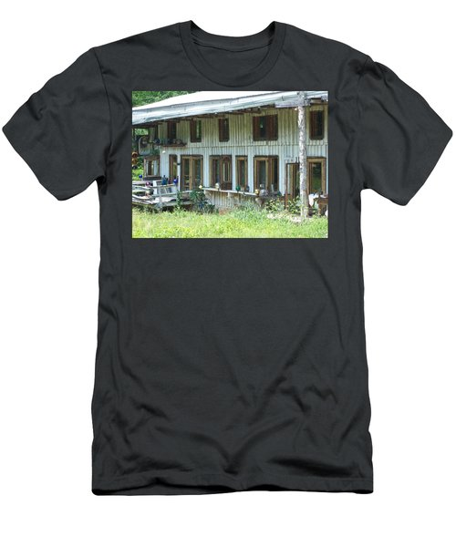 Country Gazing Men's T-Shirt (Athletic Fit)
