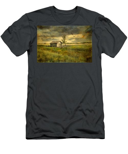 Country Life Men's T-Shirt (Athletic Fit)