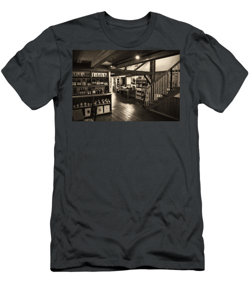 Men's T-Shirt (Slim Fit) featuring the photograph Country Store by Bill Howard