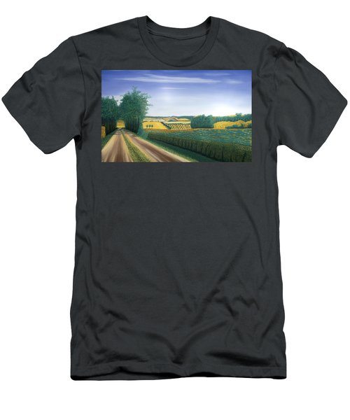 Countryside Men's T-Shirt (Athletic Fit)