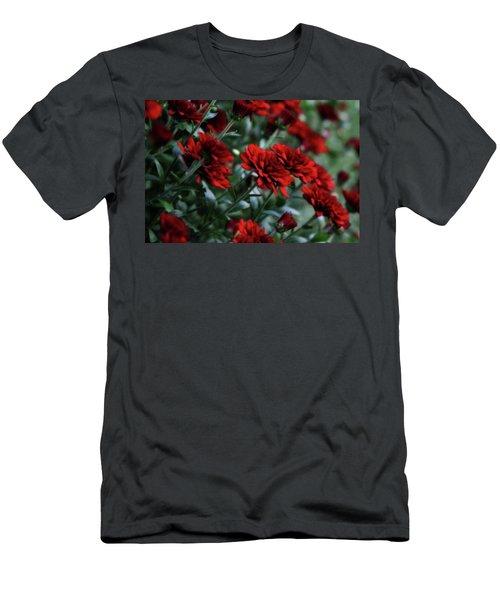 Crimson And Clover Men's T-Shirt (Athletic Fit)