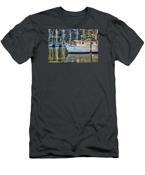 Crimson Tide In The Sunshine Men's T-Shirt (Athletic Fit)