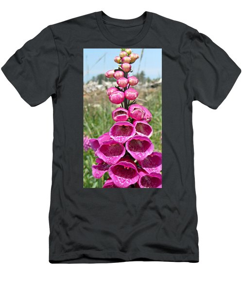 Men's T-Shirt (Athletic Fit) featuring the photograph Cry Baby Cry by Deahn    Benware