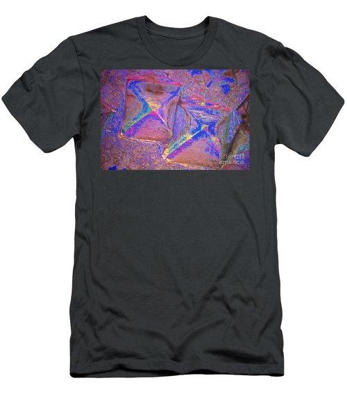 Crystal Salt Men's T-Shirt (Athletic Fit)